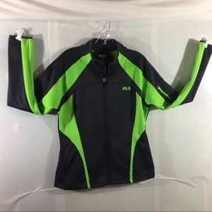 FILA Zip-Up Track Jacket